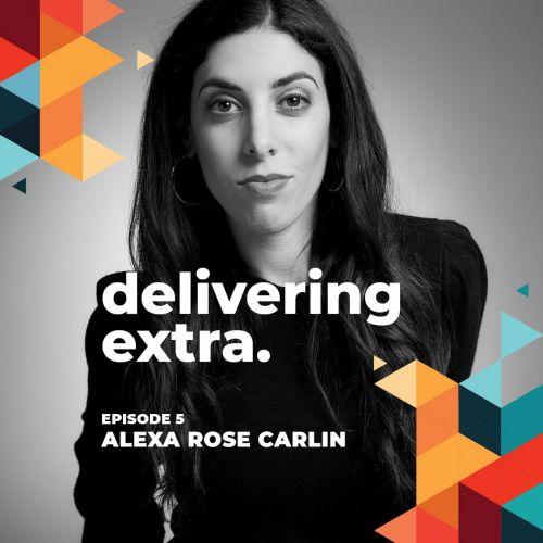 Alexa Carlin interview